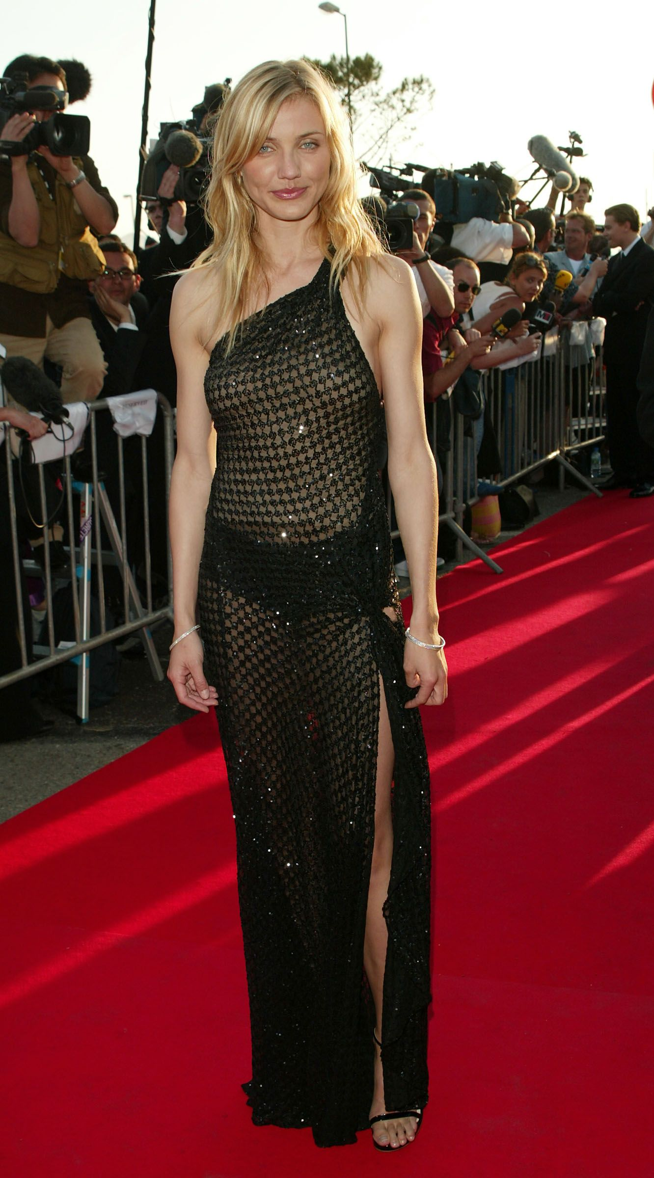 Cannes Film Festival most naked looks