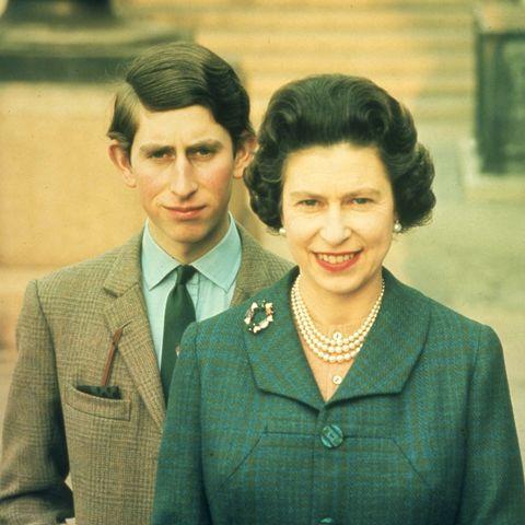 Elizabeth And Charles