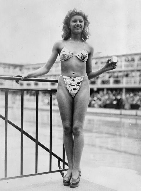 155a0becc86f9 Origins of the Bikini Anniversary in Paris - Remember When The ...