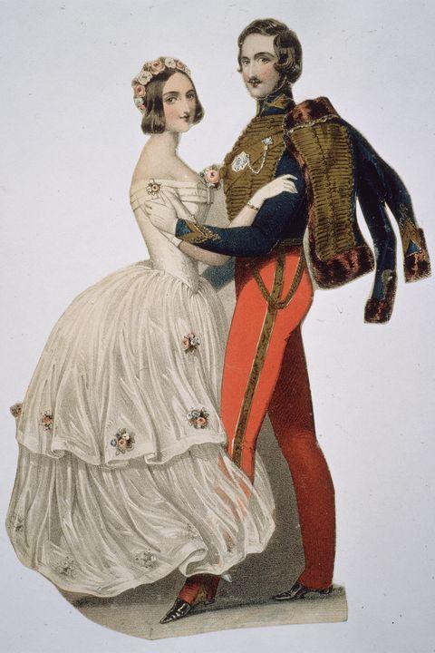 ヴィクトリア女王とアルバート王子