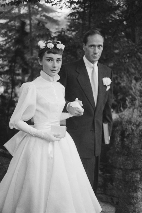 Hepburn And Ferrer