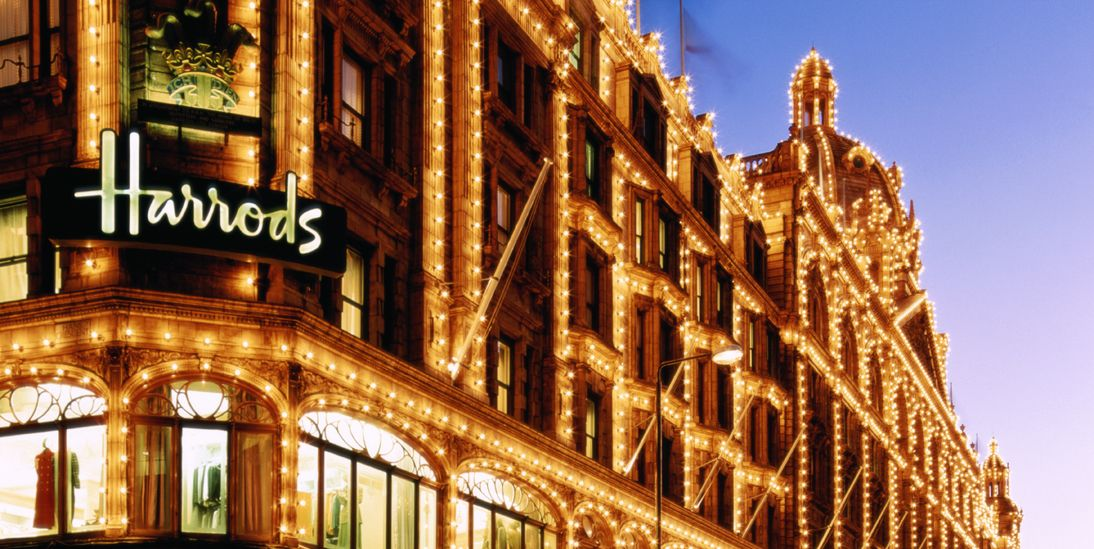14 reasons why harrods is the best store in london