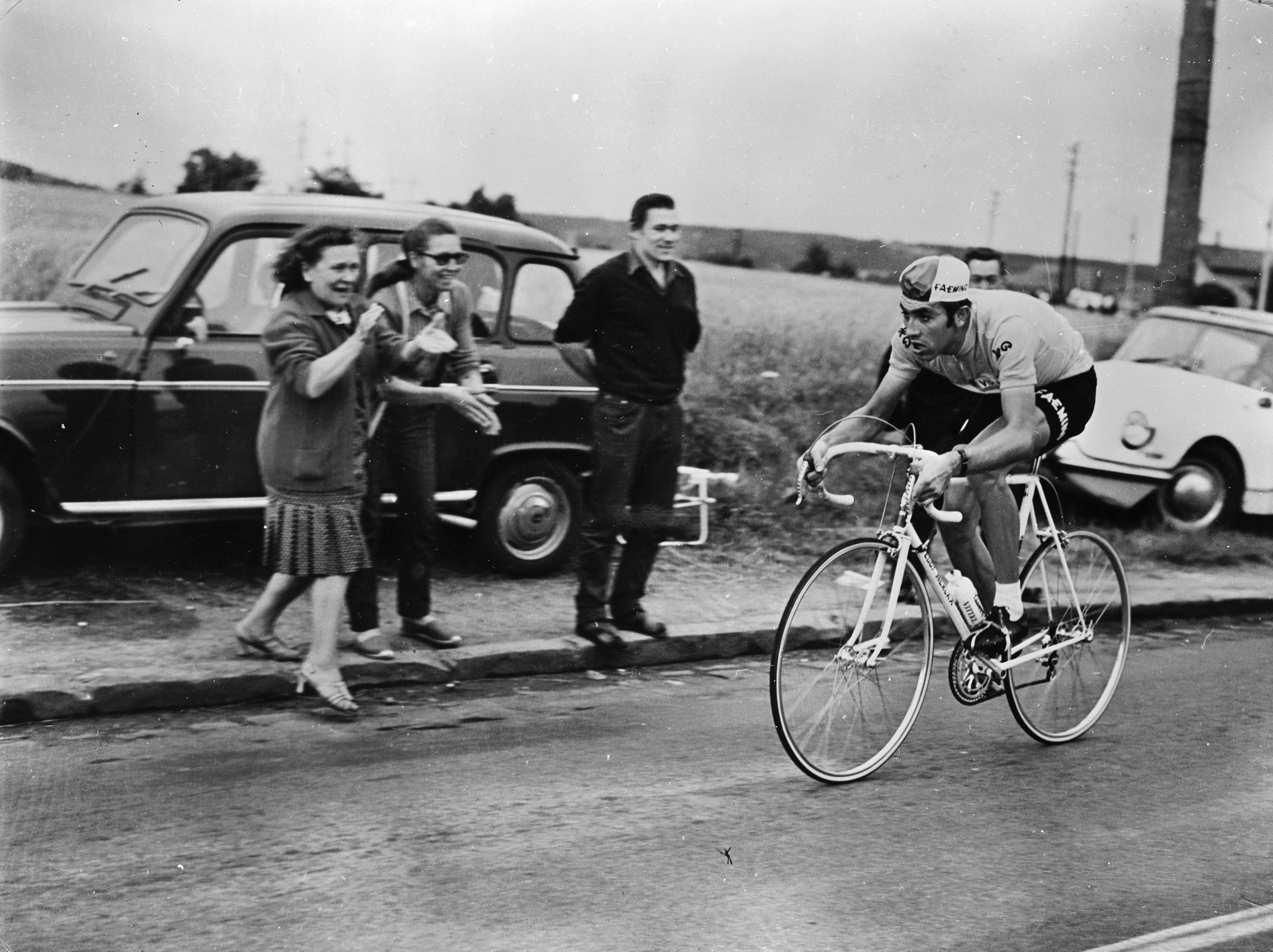 Vintage Photos Of The Tour De France