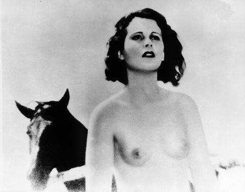 Hedy nackt Lamarr The World