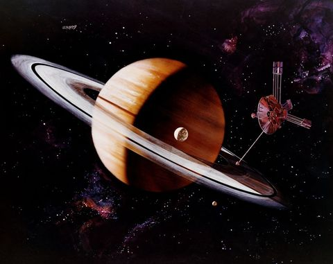 Outer space, Space, Illustration, Spacecraft, Planet, Universe, Astronomical object, Art,