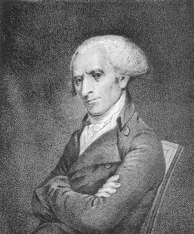 circa 1800  american politician, elbridge gerry, 1744 1814, delegate to the continental congress, involved in the 'xyz affair' in france, 1797, elected governor of massachusetts, 1810, achieving fame for manipulating voting districts, a practice that came to be known as 'gerrymandering', vice president of united states, 1813 14  photo by hulton archivegetty images