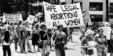 Pro-Choice March