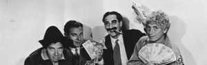 Marx Brothers Harpo Groucho Chico Zeppo Duck Soup