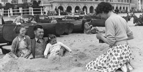Black-and-white, Sand, Child, Adaptation, Monochrome,