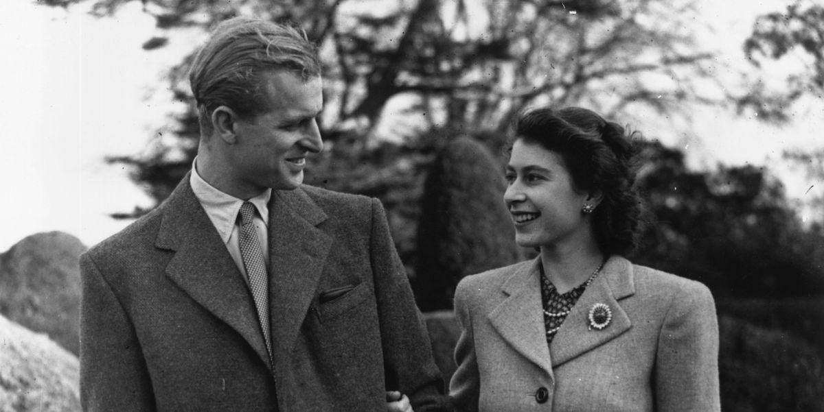 Queen Elizabeth and Prince Philip's Sweetest Moments in Photos