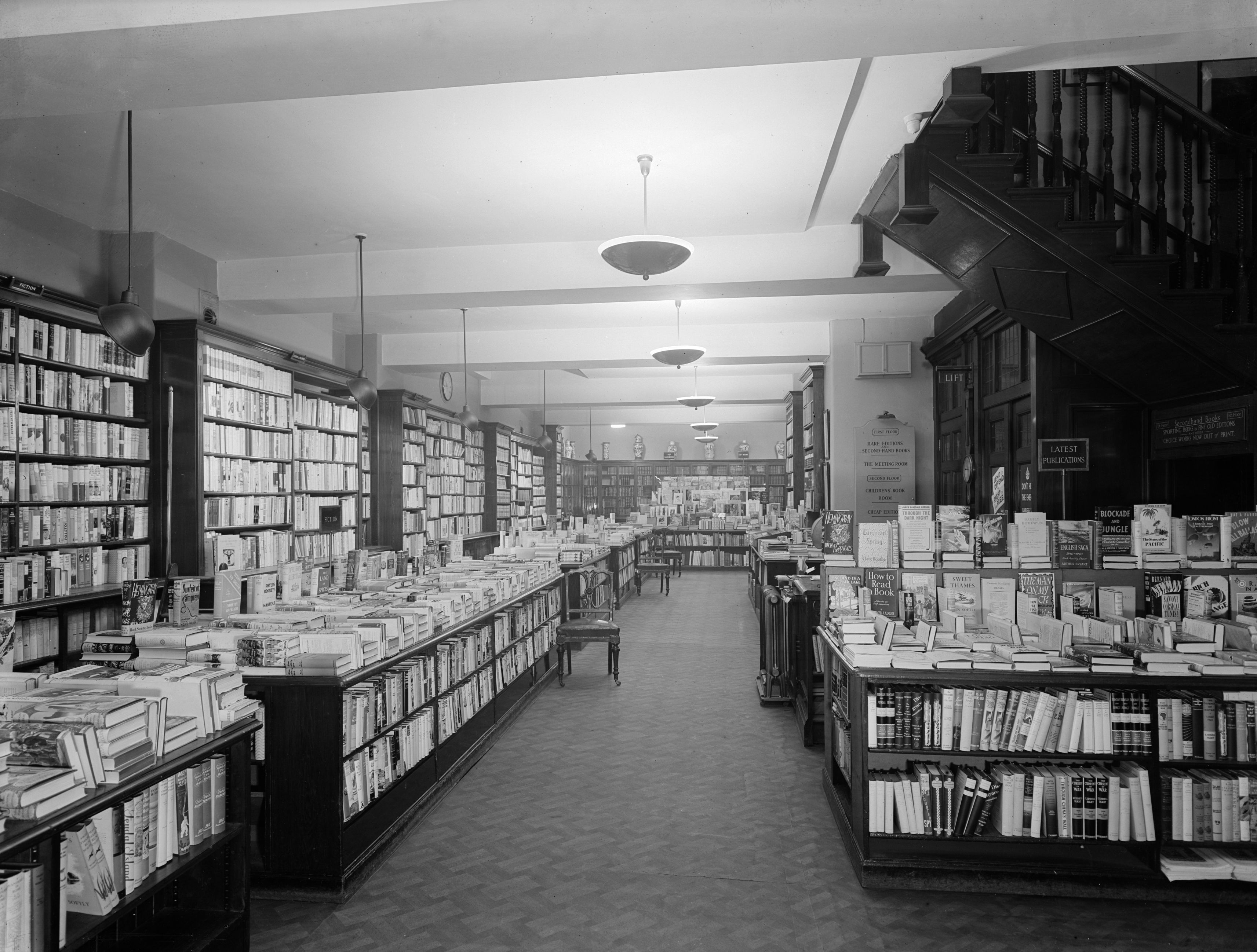 """The Fourth Emergency Service"": How Bookshops Have Remained Essential During The Pandemic"