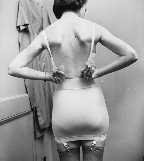 50s style girdles
