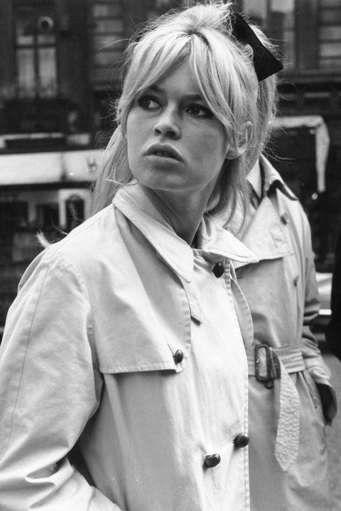 31st october 1963 brigitte bardot, french film star and sex symbol visiting londons regent street photo by evening standardgetty images