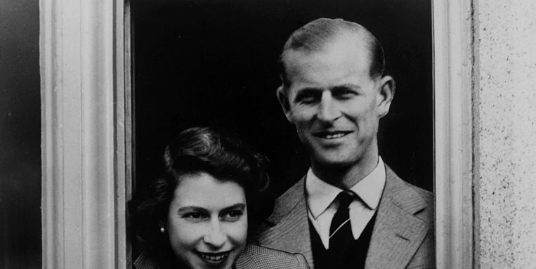 A timeline of Prince Philip's life in pictures