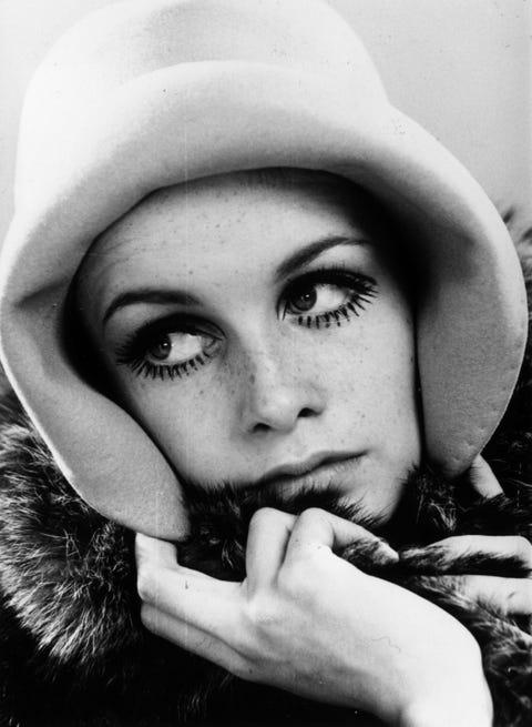 Face, Lip, Eyebrow, Nose, Beauty, Black-and-white, Head, Cheek, Eye, Forehead,