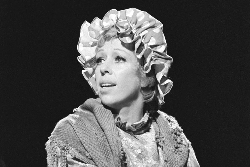 What You Should Know About Carol Burnett