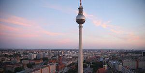 Iedereen vrij in Berlijn op Internationale Vrouwendag