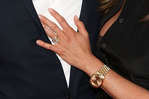 Here S What Happens To Jennifer Aniston S Engagement Ring
