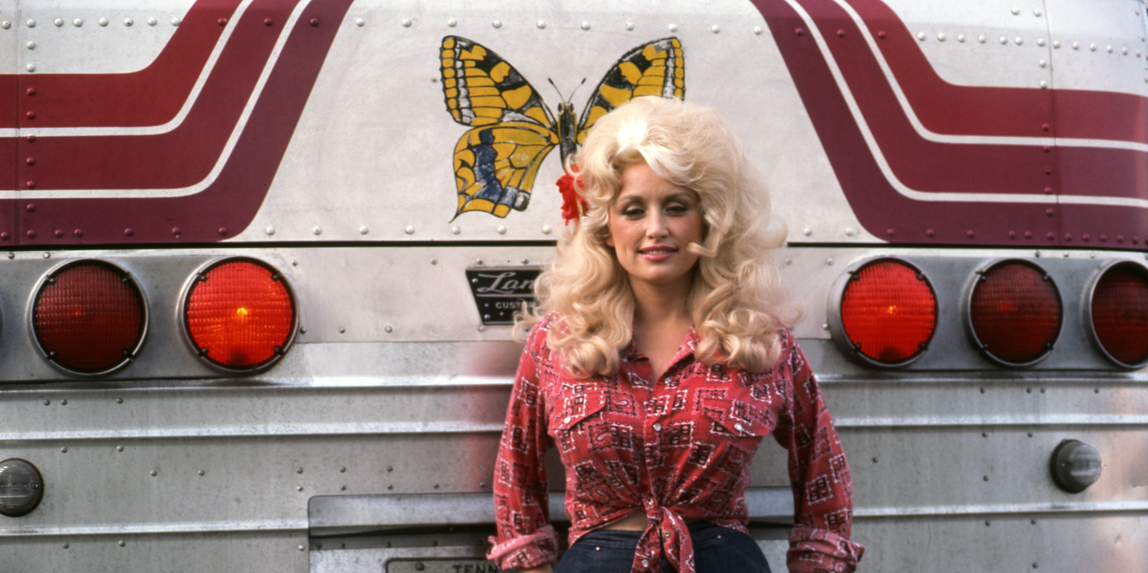 Dolly Parton's All-Time Jazziest Looks