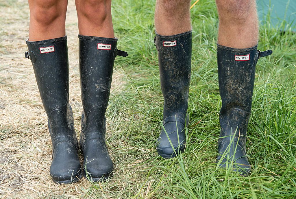 I LOVE Hunter Boots and not just because they're cute A