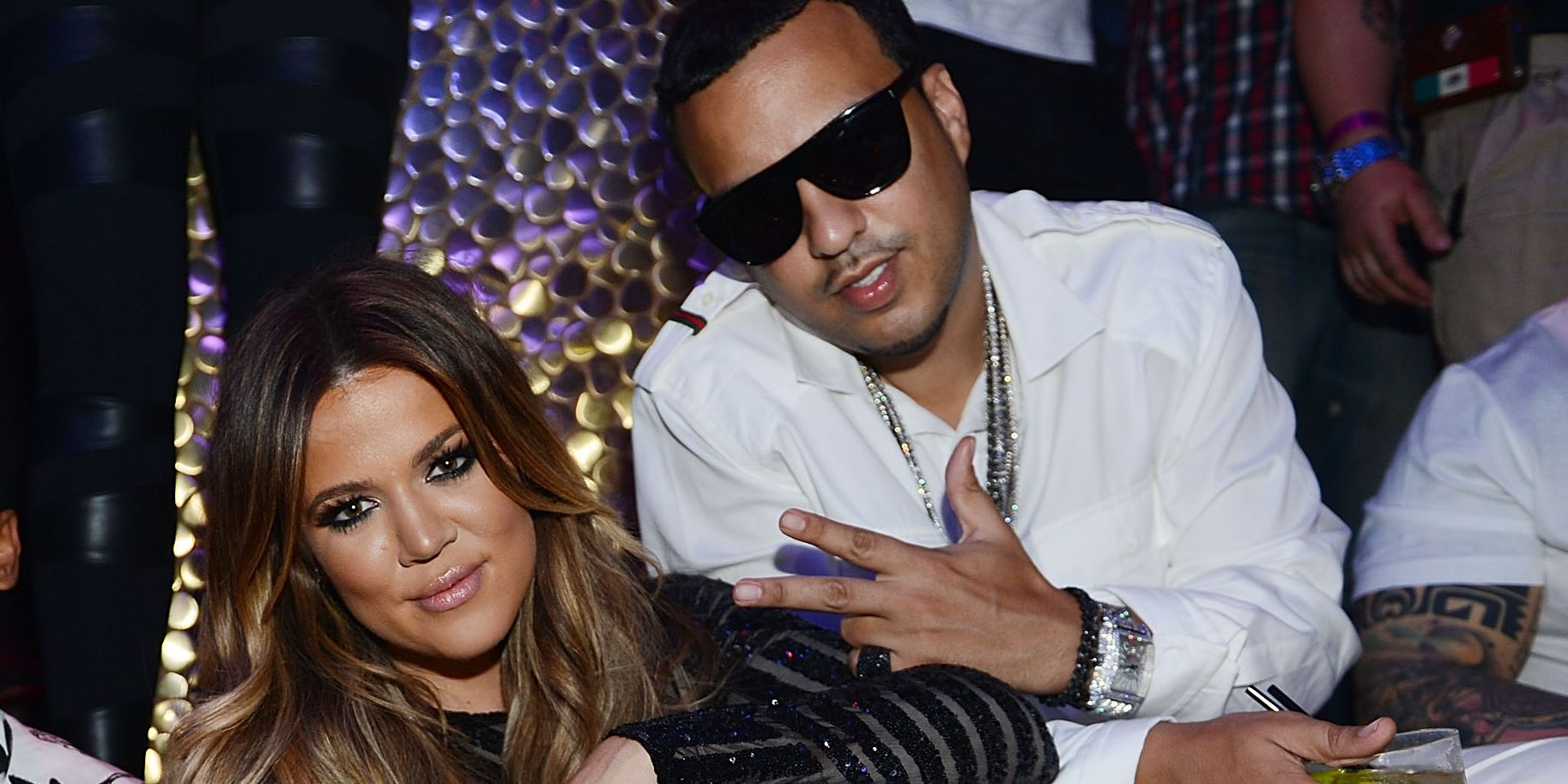 Ummm, Are Khloé Kardashian and French Montana Back Together?!