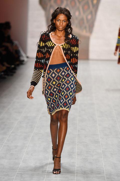 1981, Maxhosa By Laduma, Soboye Show - Mercedes-Benz Fashion Week Spring/Summer 2015