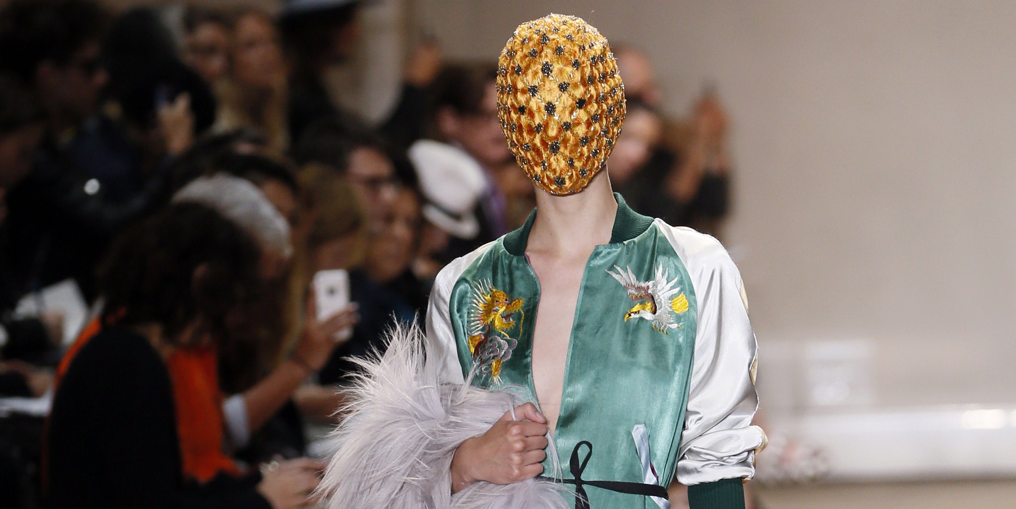 Mask Moments On The Autumn/Winter 2019 Runways And Beyond