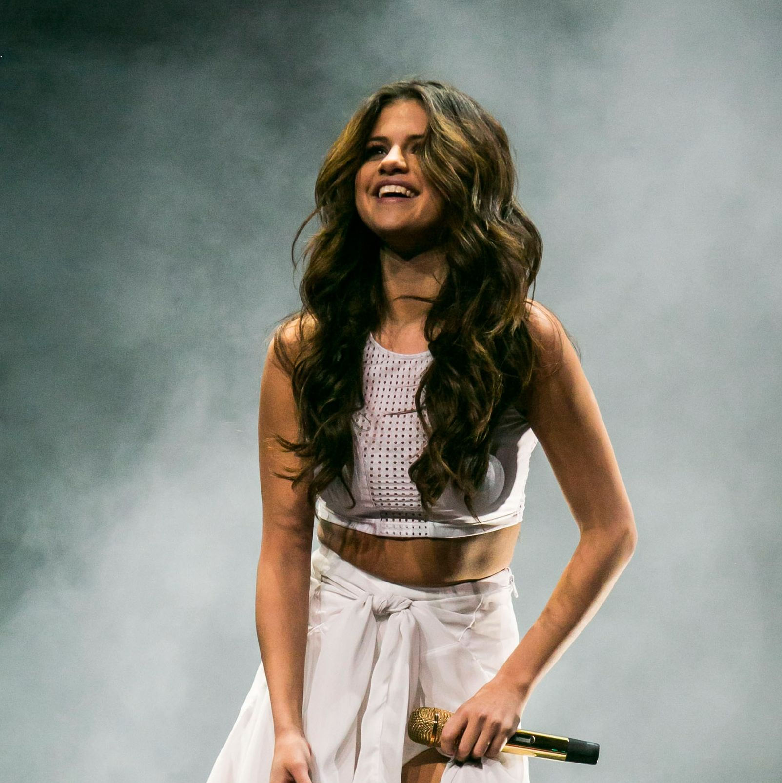Selena Gomez Just Got Down To Her Own Song At Her Best Mate's Wedding