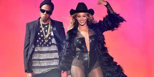 Beyoncé Jay-Z On The Run Tour II