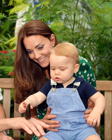 Kate Middleton - Isolated First-Time Mother