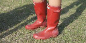 botas hunter para la lluvia