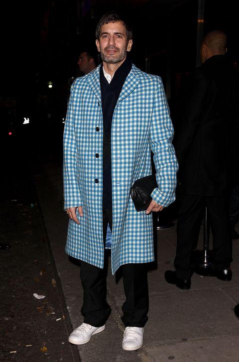 Clothing, Outerwear, Suit, Fashion, Blazer, Design, Plaid, Coat, Pattern, Formal wear,