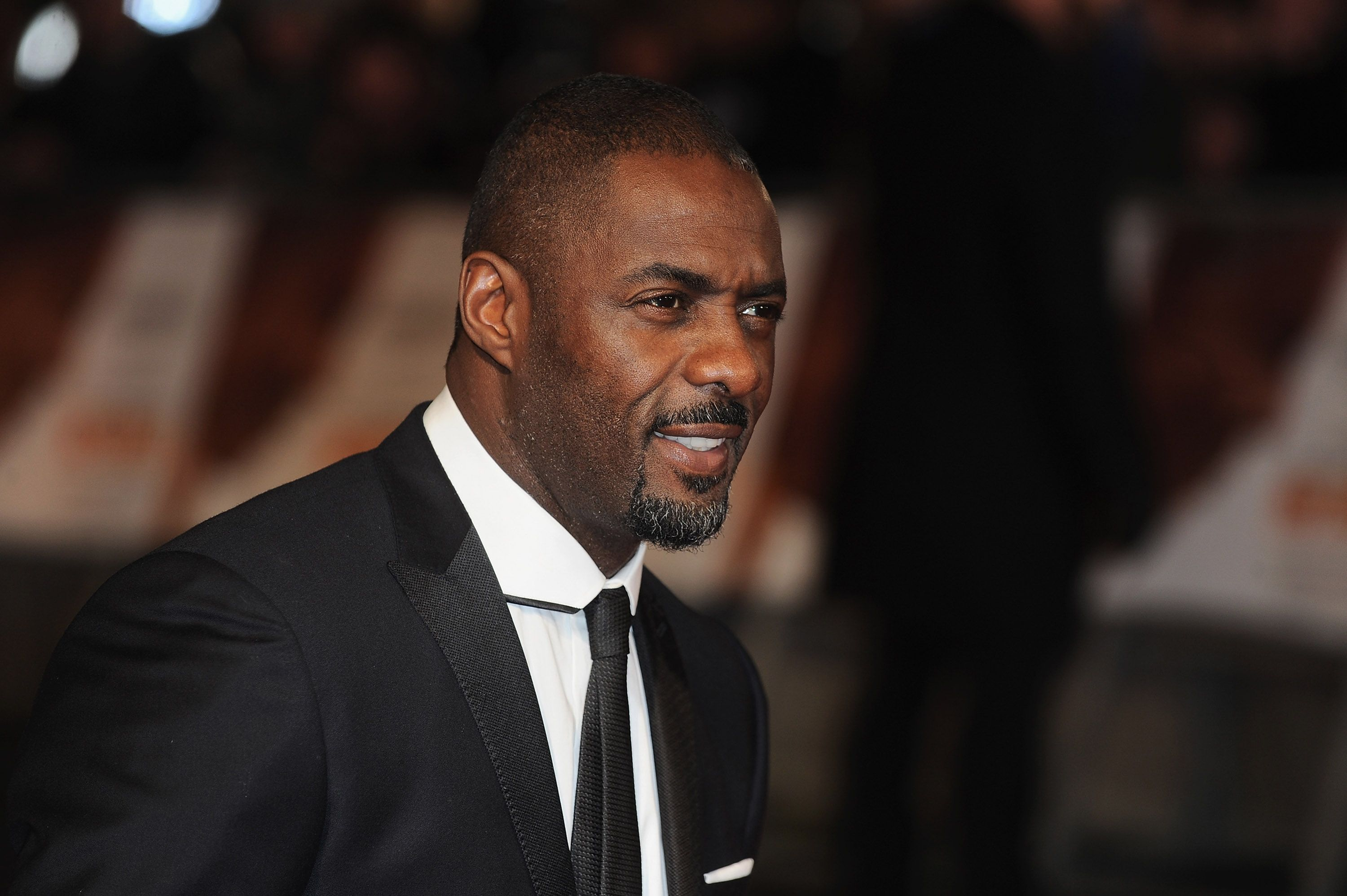 Just 26 Unbelievably Hot Photos of Idris Elba Being a Daddy