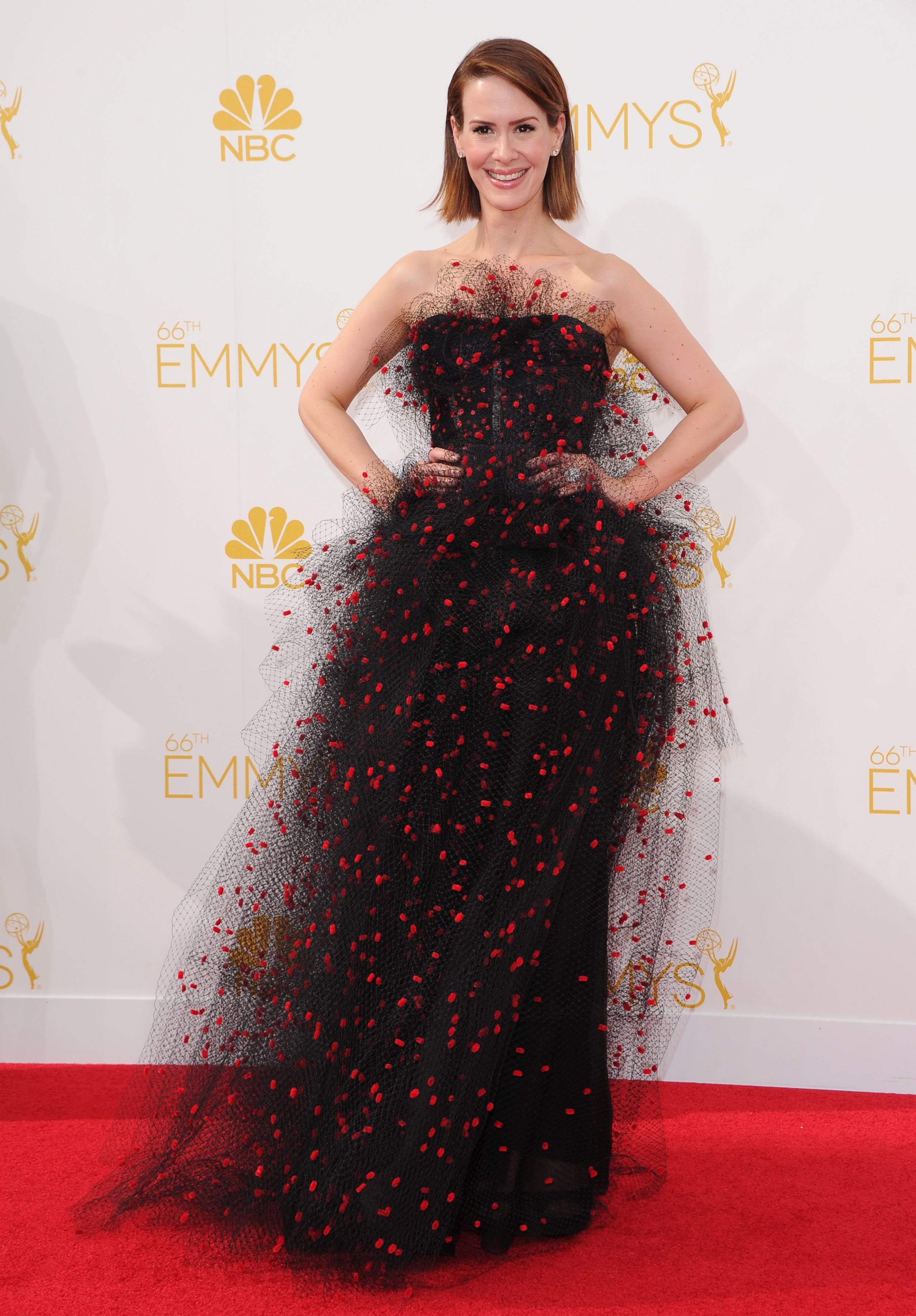 The 30 Most Memorable Emmy Dresses of All Time