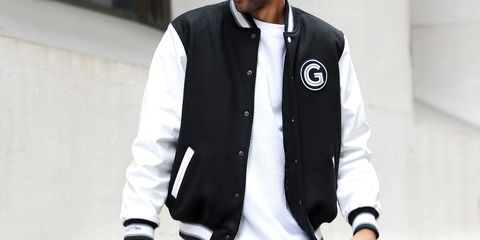 Clothing, Dress shirt, Collar, Sleeve, Outerwear, Formal wear, Cuff, Blazer, Pocket, Black,