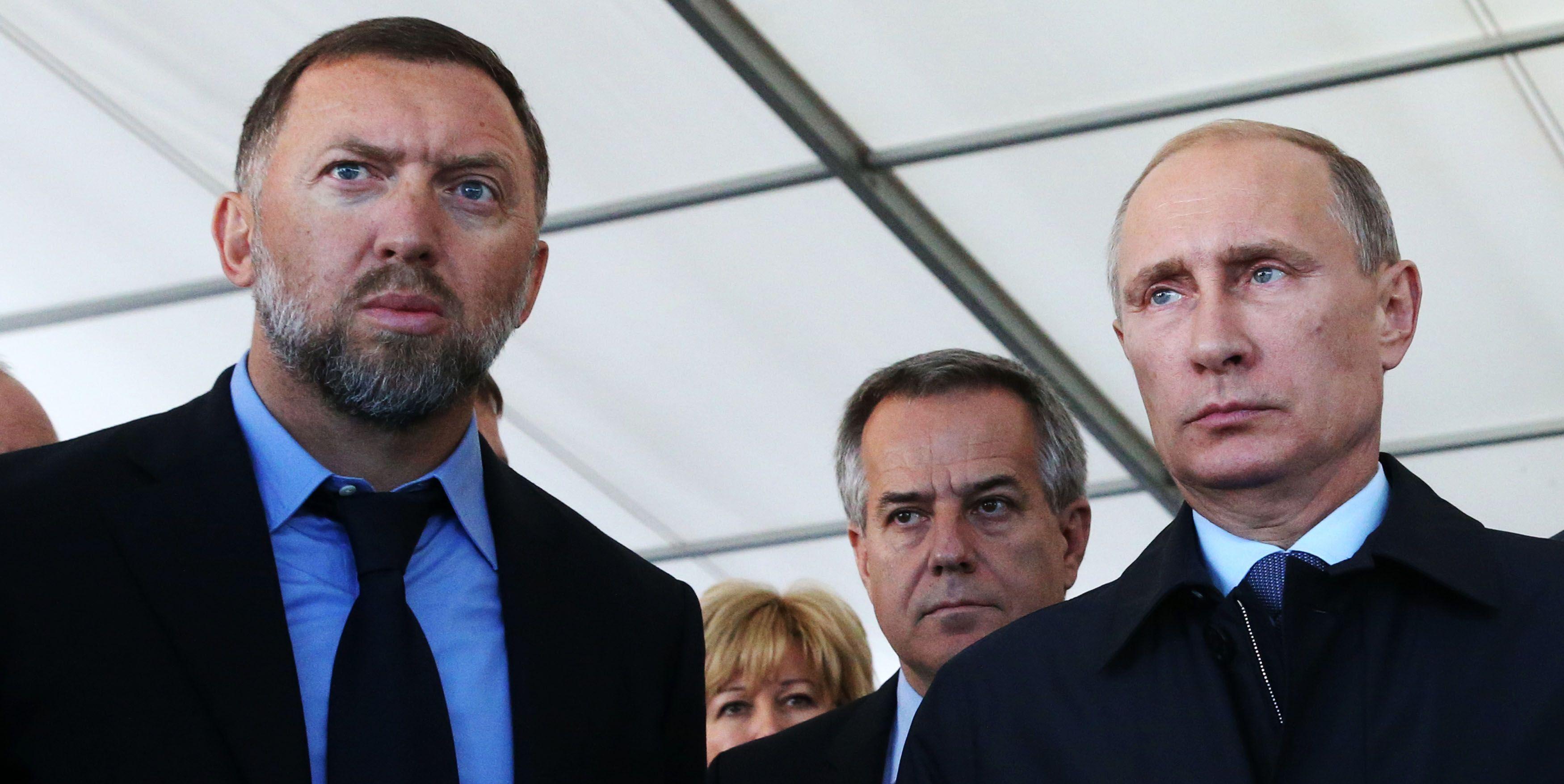 Russian President Vladimir Putin Visits Nizhny Novgorod Region