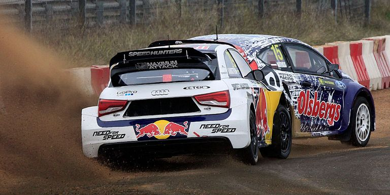 Paris Texas 911 >> The World Rallycross Championship Is Coming to COTA in