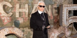 Karl Lagerfeld: CHANEL Dinner Celebrating N°5 THE FILM By Baz Luhrmann