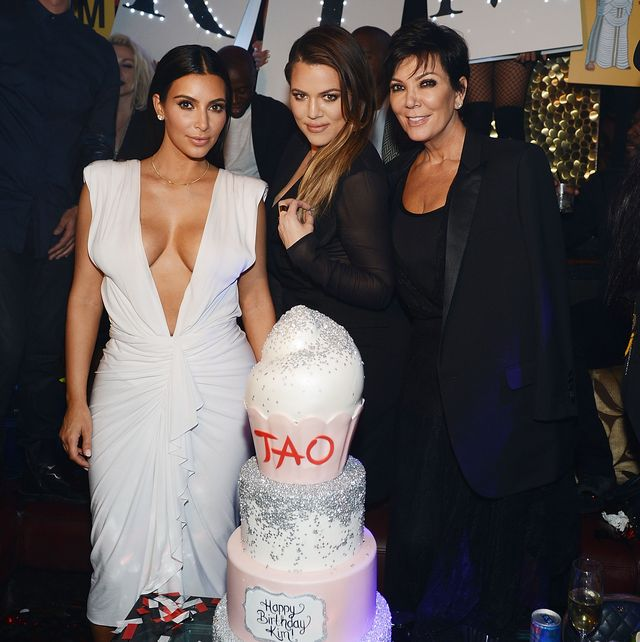 kris jenner on meeting khloé and kim kardashian the day after breaking the 'kuwtk' news