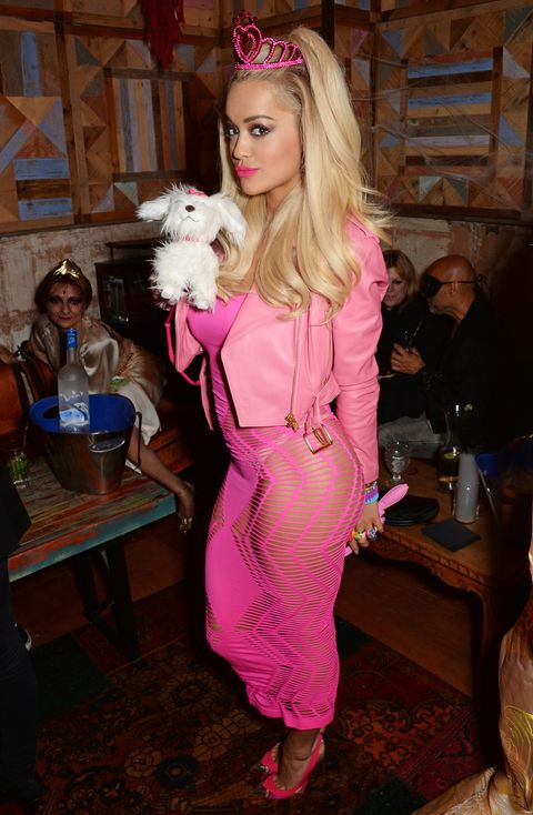 Barbie costume for adults