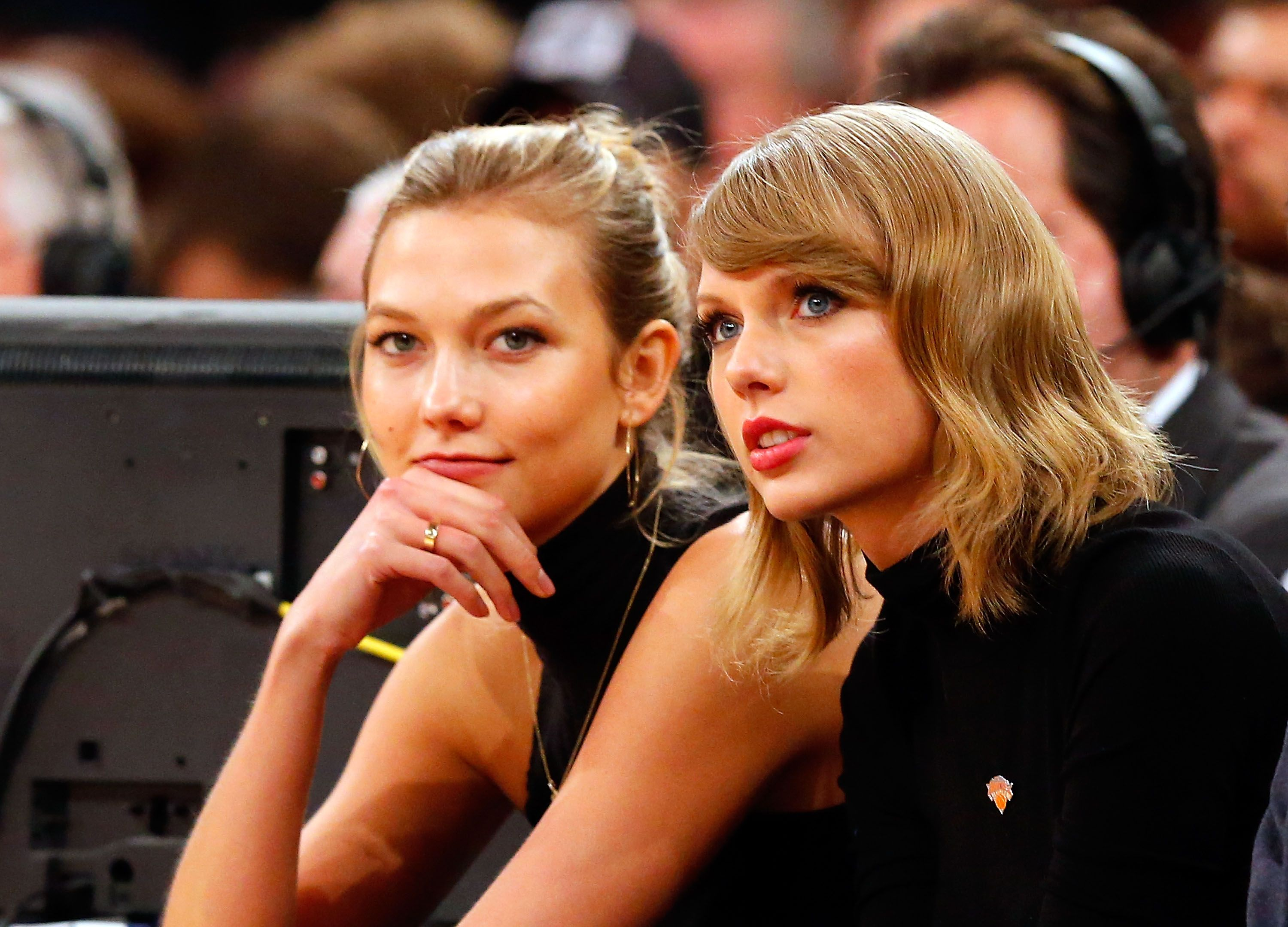 Karlie Kloss Omits Taylor Swift From Best Friend List Karlie On Not Talking About Joshua Kushner