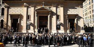 oscar de la renta funeral