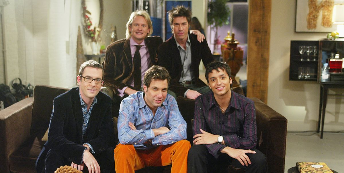 Thom Filicia S Favorite Moments From The Original Queer