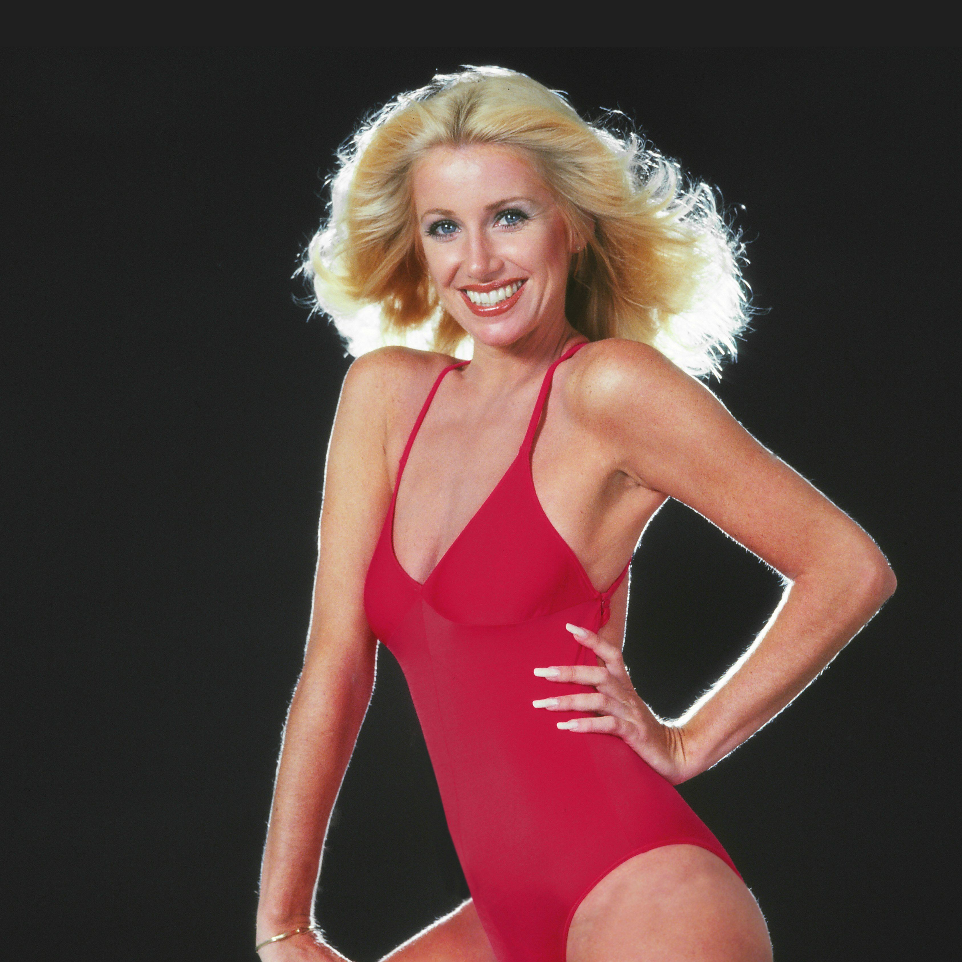 Suzanne Somers Portrait Session