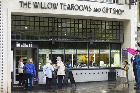 Willow Tearooms
