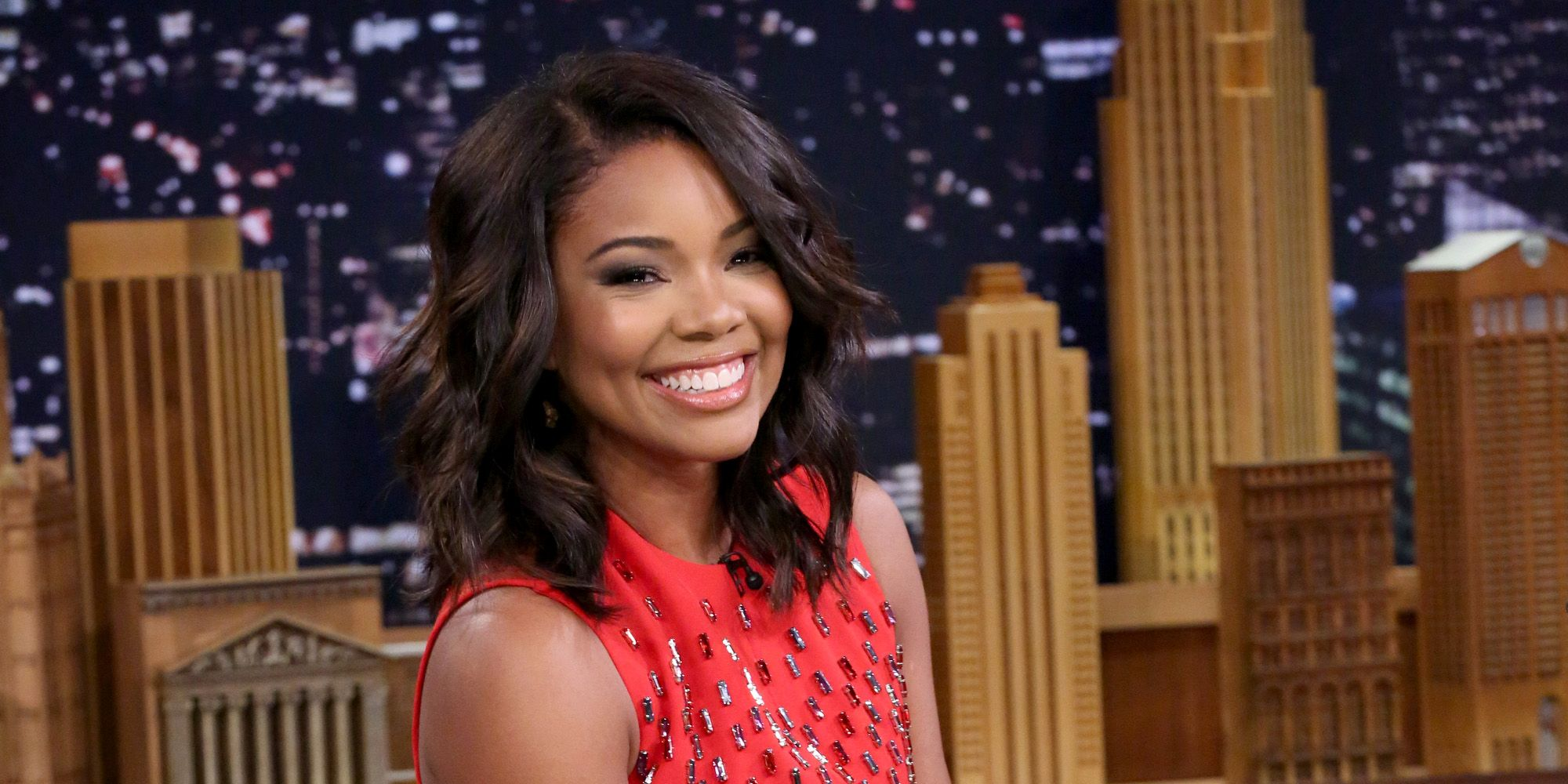 Gabrielle Union Responds After Being Seen in the Background of Tristan Thompson Cheating Footage