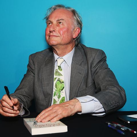 """Professor Richard Dawkins Promotes His New Book """"Appetite For Wonder: The Making Of A Scientist"""""""