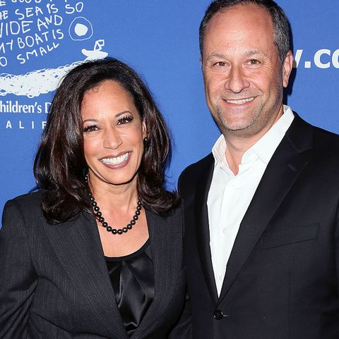 Who Is Douglas Emhoff Kamala Harris Husband He S Her Biggest Fan