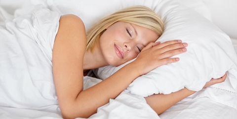 Skin, Sleep, Blond, Bedding, Beauty, Mattress, Pillow, Nose, Bed, Comfort,