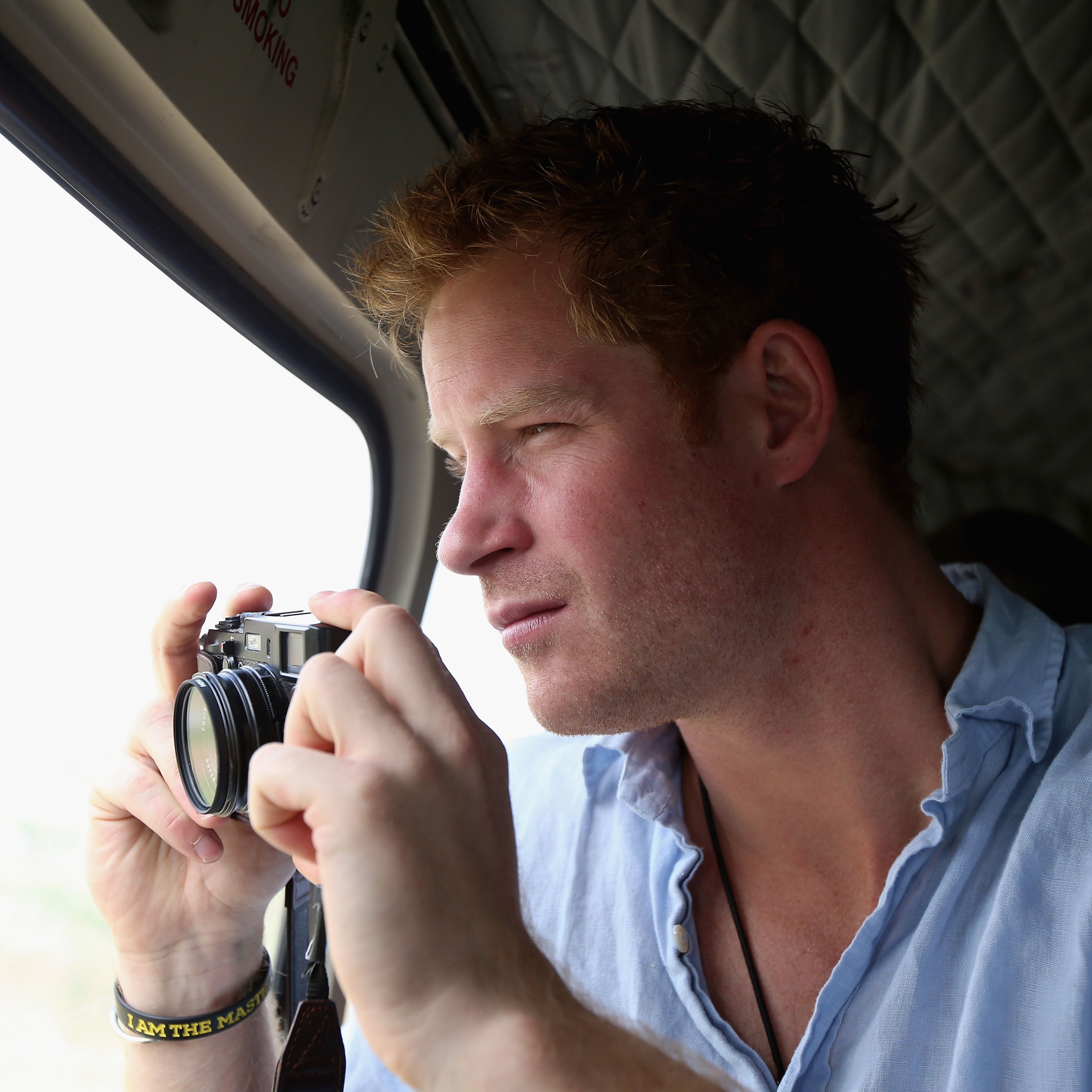 Prince Harry showcases his talent for photography on Instagram